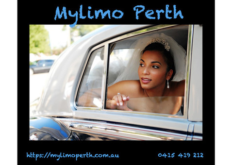 Wedding Cars Perth limo hire