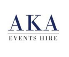AKA Event Marquee Hire in Perth