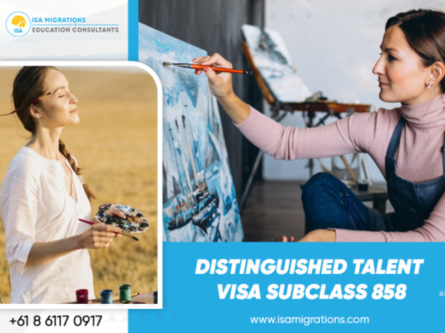 Know About Visa Subclass 858  With Migration Agent Perth - 1