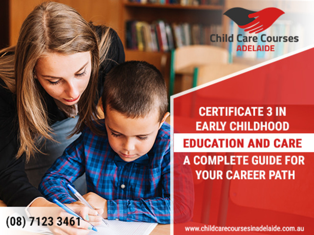 Certificate 3 In Childcare Adelaide | Certificate iii In Child care - 2