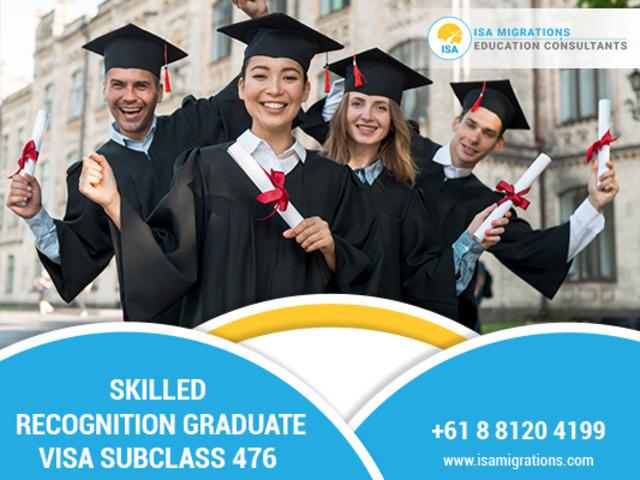Skilled recognized graduate visa | ISA Migrations - 1