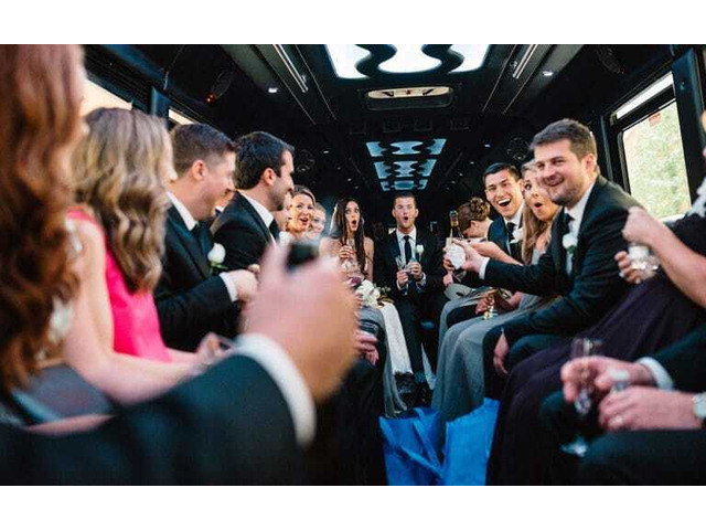 Hire Party Bus in Perth for Your Events - 2