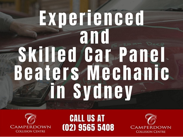 Experienced and Skilled Car Panel Beaters Mechanic in Sydney - 1