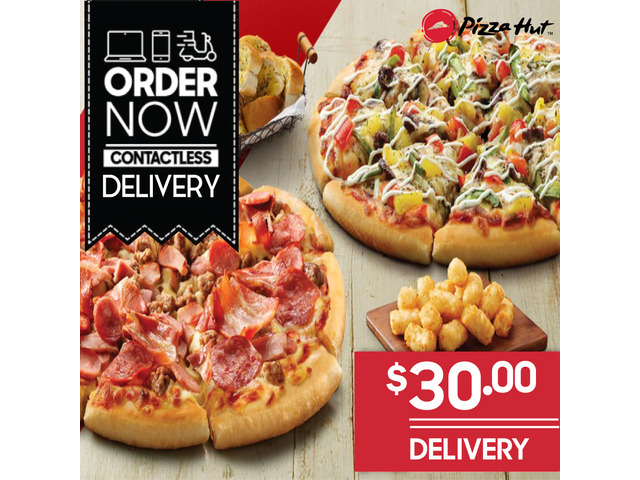 Pizza For Sale Pizza Hut Moorebank - 1