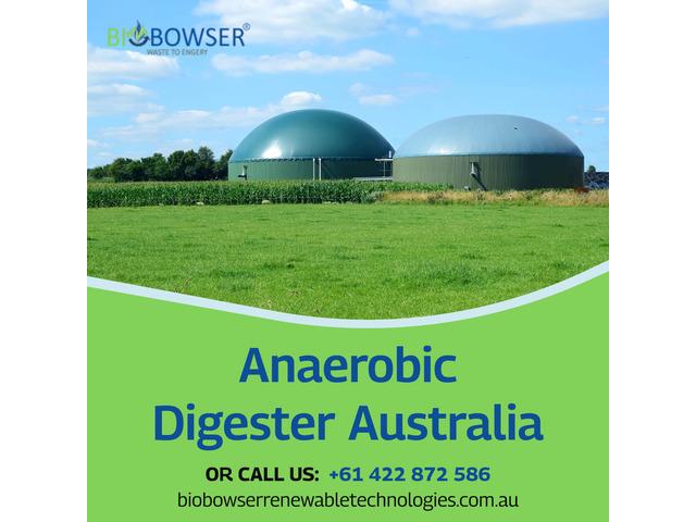 Anaerobic Digester Australia - 1
