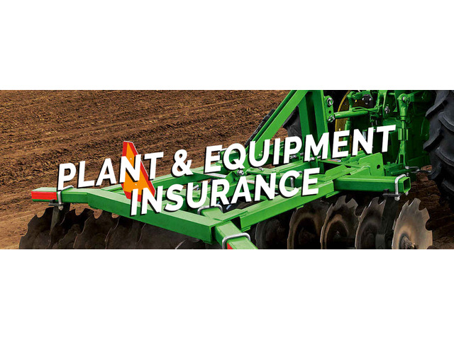 How Good Is A Plant And Equipment Insurance? - 1