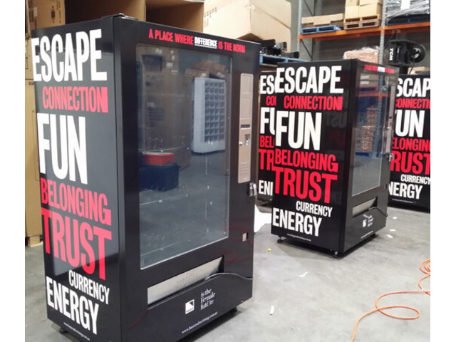 Looking Vending Machine Business for Sale? - 1