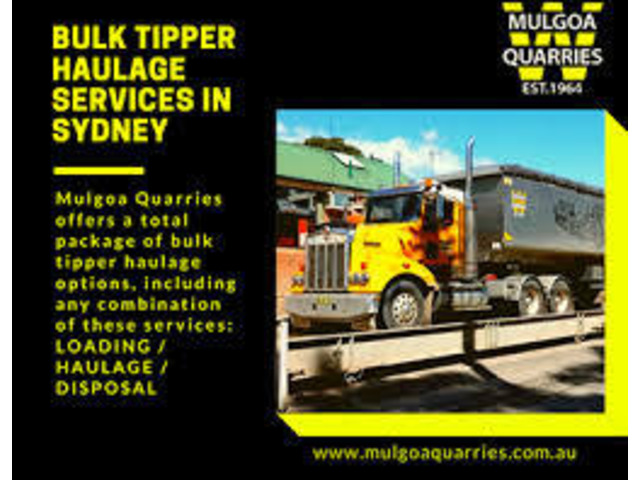 Are you Looking For Hiring  Bulk Tripper Hulage ? - 1