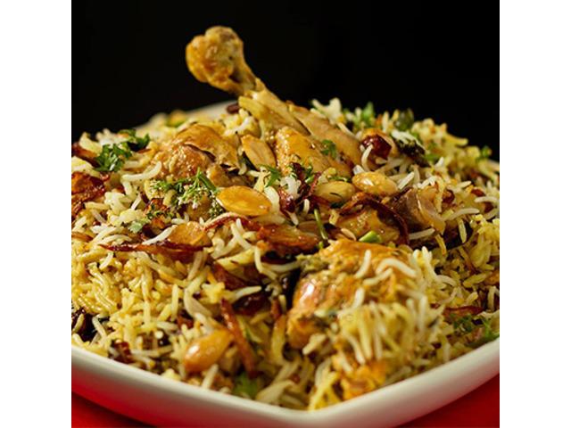 Delicious Indian foods @ Balti Biryani - Holland Park – 15% off - 1
