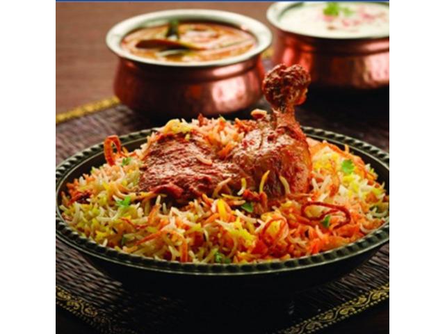 Delicious Indian foods @ Balti Biryani - Holland Park – 15% off - 3