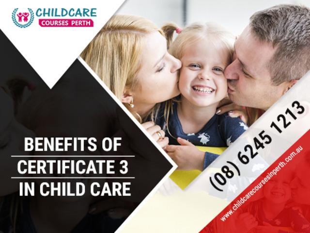 Certificate 3 In Childcare Perth - 1