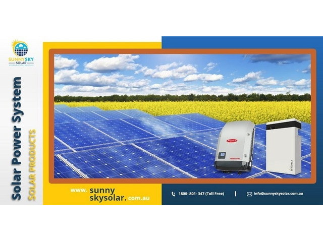 Solar Power System in Brisbane, QLD | Best Solar Power Installer in Brisbane - 1