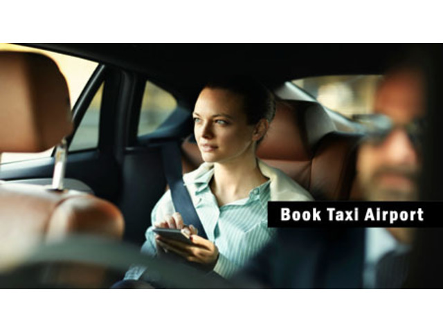 Melbourne Airport Transfers Service - Book Taxi Airport - 1