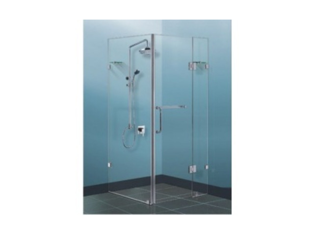 Quality and low priced frameless shower screen in Adelaide has a new address - 1
