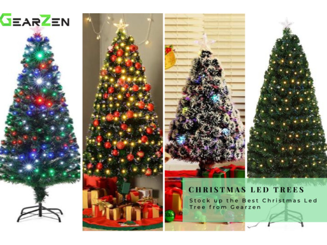 Stock up the Best Christmas Led Tree from Gearzen - 1