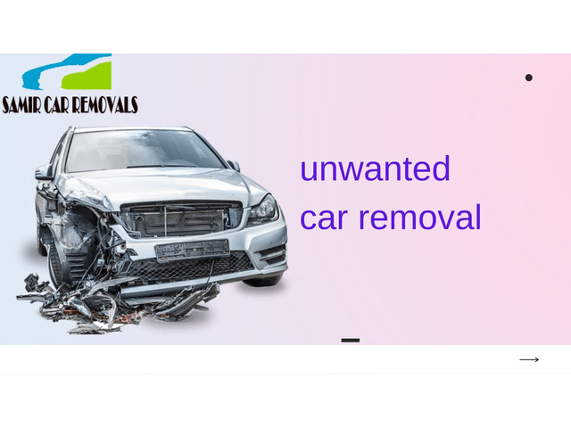 Unwanted Car Removal Newcastle – Sell Your Car Easily - 1