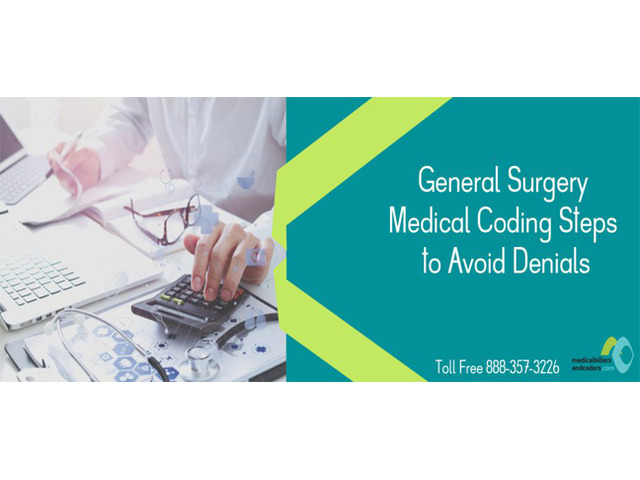 General Surgery Medical Coding Steps to Avoid Denials - 1