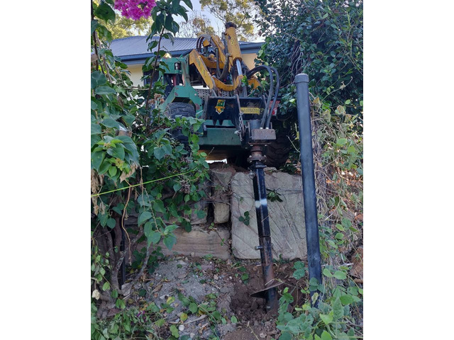 Tight Access Projects - Rogers Little Loaders. - 3