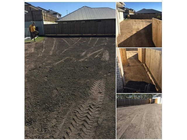 Topsoil Services - Rogers Little Loaders. - 7