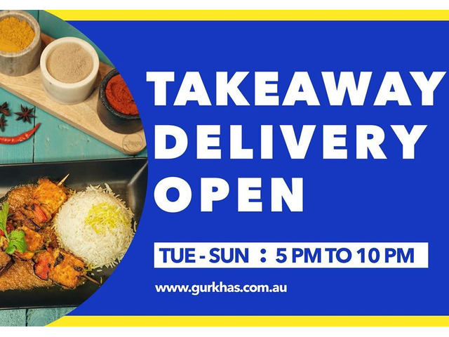 Now order your favourite Nepali cuisines at our restaurant in Brunswick - 2