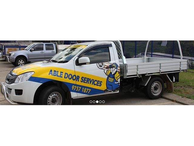 Roller Shutters Sydney - Able Door Services - 4