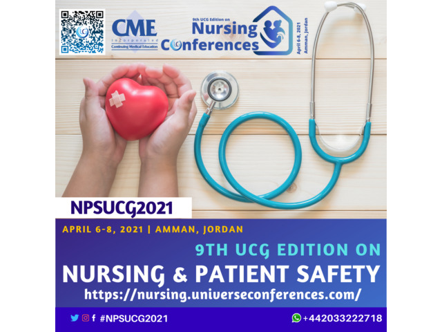9th UCG edition on Nursing and Patient Safety Conference - 1