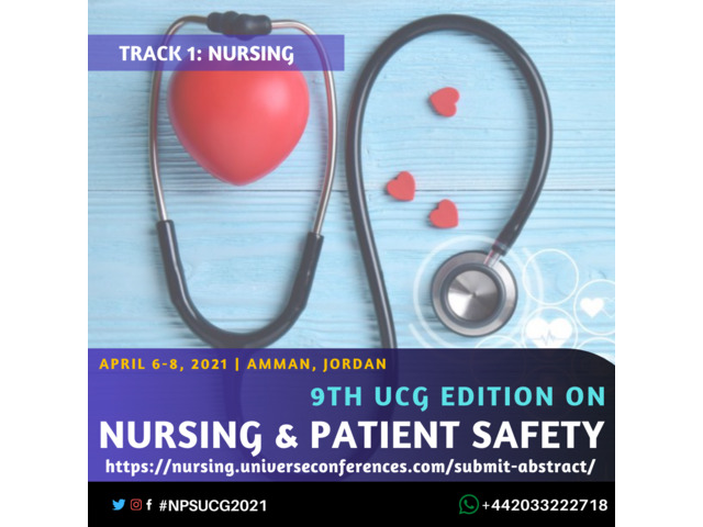 9th UCG edition on Nursing and Patient Safety Conference - 2