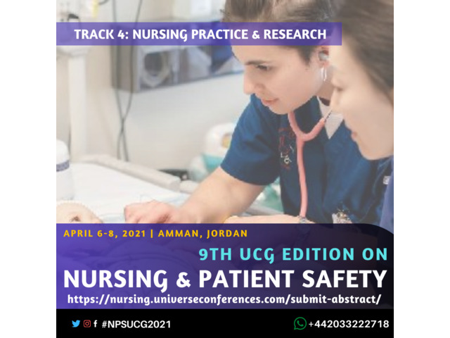 9th UCG edition on Nursing and Patient Safety Conference - 5