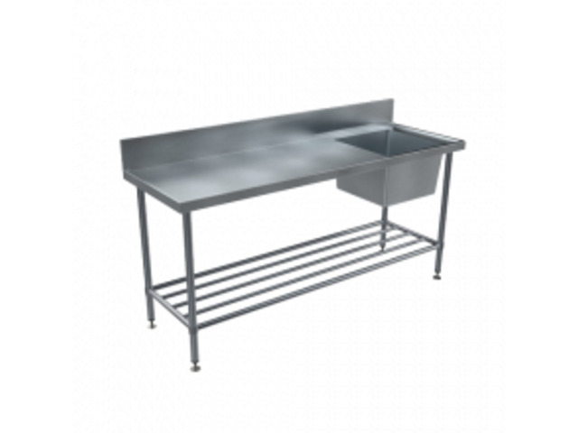 Commerical Sinks | Stainless Steel Benches| Stainless Steel Sinks - 4