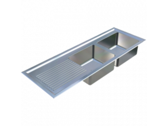 Commerical Sinks | Stainless Steel Benches| Stainless Steel Sinks - 6