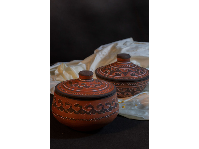 Hand painted Serving Bowls - 1