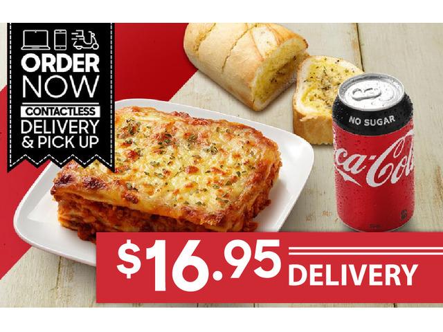 PASTA MEAL DEAL On Sale Pizza Hut Orange - Orange, NSW - 1
