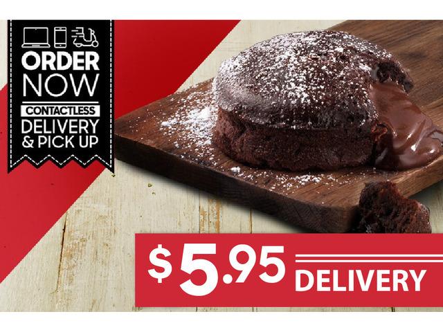 HERSHEY'S LAVA CAKE On Sale Pizza Hut Orange - Orange, NSW - 1