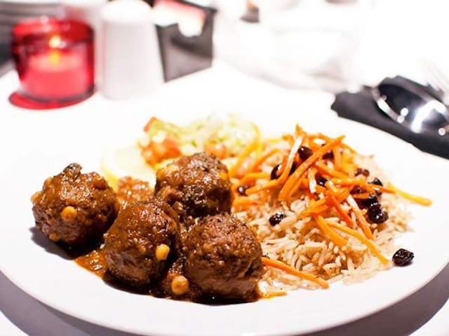 Spicy Afghani Food 5%  0FF @ Kabul Charcoal Restaurant- Milton - 3