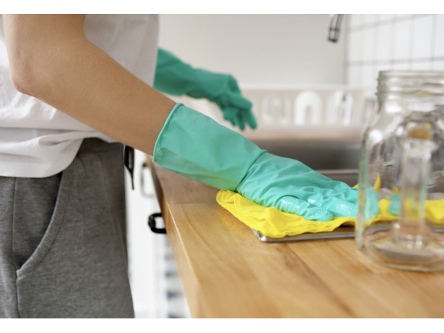 Quality cleaning services   Book Now - 1