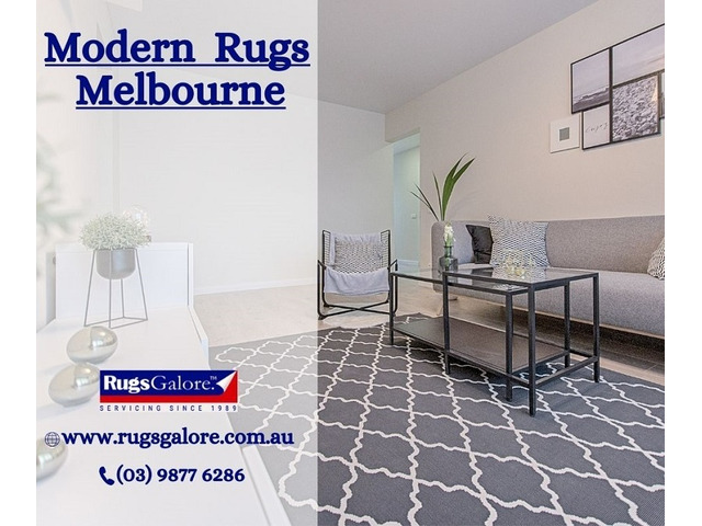 Buy Top Quality Modern Rugs in Melbourne - 1
