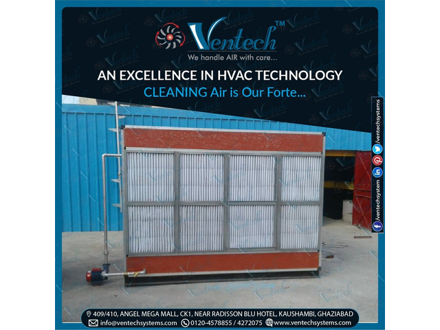 An Excellence In HVAC Technology Cleaning Air Is Our Forte - 1