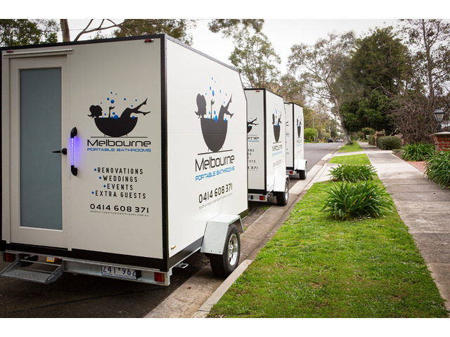Portable Bathroom Hire Melbourne-Rent A Bathroom - 1