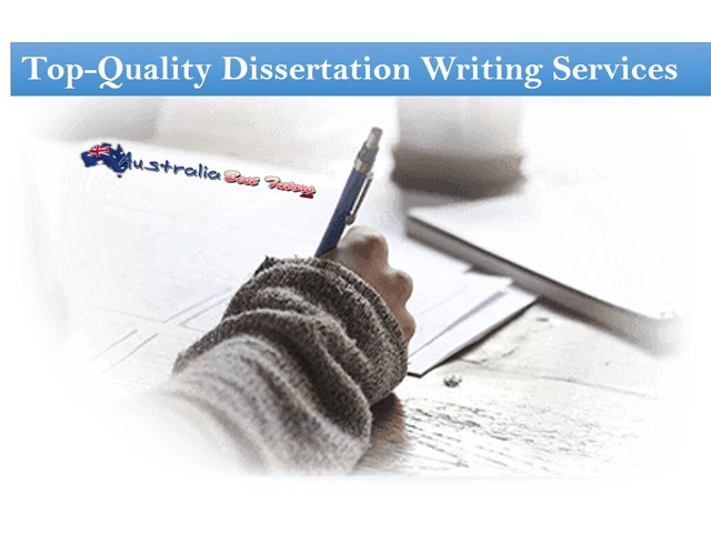 Top-Quality Dissertation Writing Services - 1