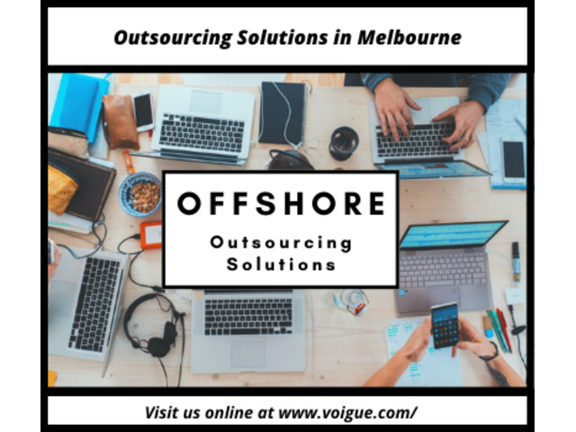 Outsourcing Solutions in Melbourne -  Voigue Australia - 1