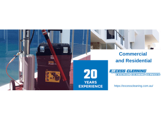 Excess Cleaning | Pressure cleaning Gold Coast - 1