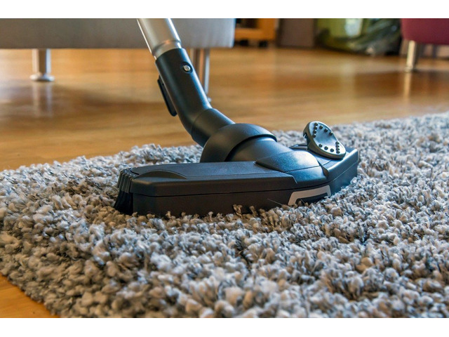 Rug Cleaning - 1