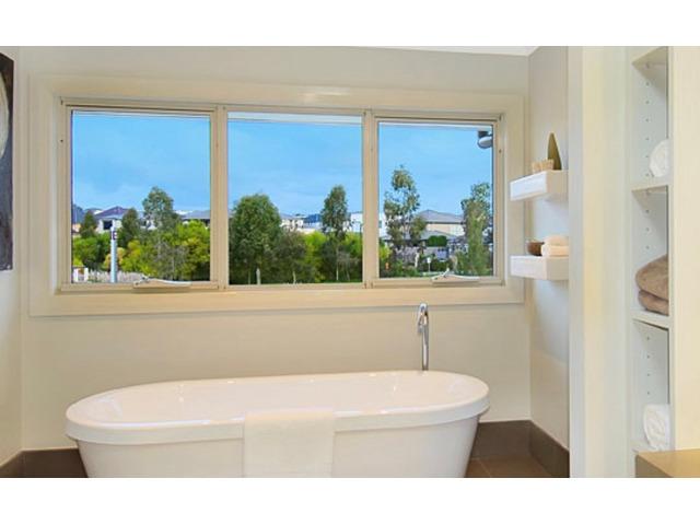 Aluminium Fixed Window Standard - 5