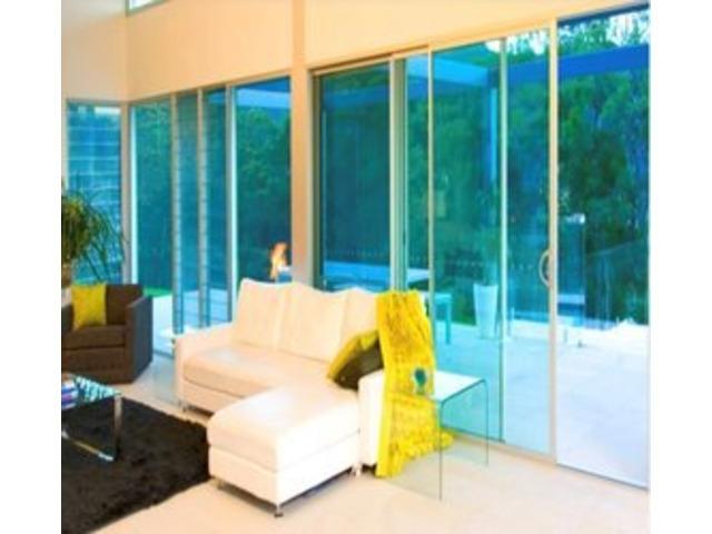 Aluminium Fixed Window Standard - 6
