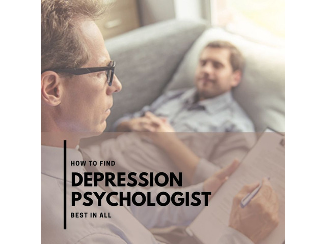 How to Find Right Depression Psychologist - 1