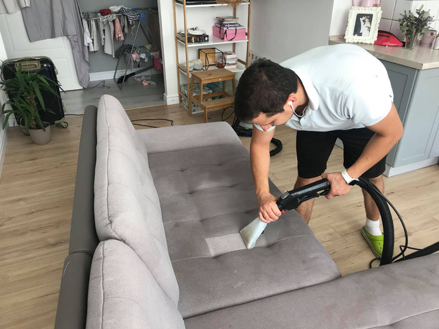 Upholstery Cleaning Point Cook - 1