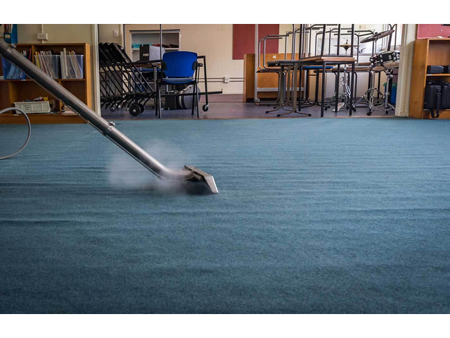 Carpet Steam Cleaning - 1
