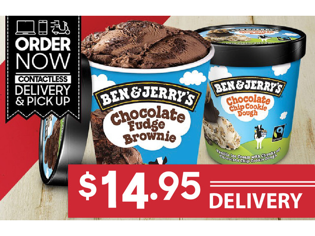 BEN & JERRY'S TUB On Sale Pizza Hut Moorebank - Moorebank, NSW - 1