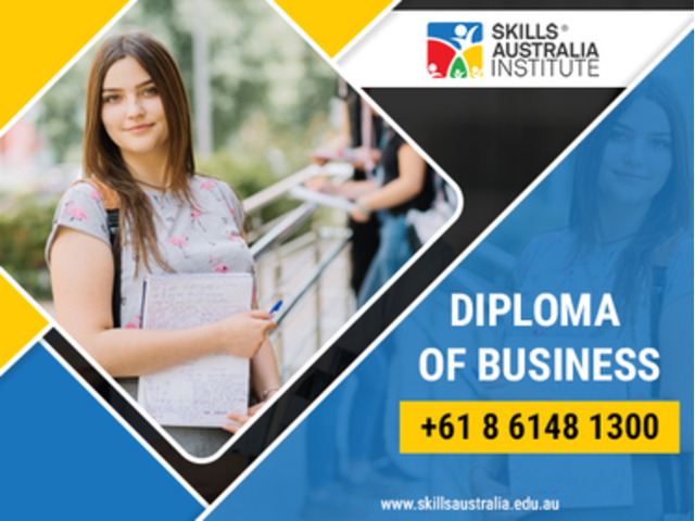 Study Diploma In Business Management Courses In The Best Perth College - 1