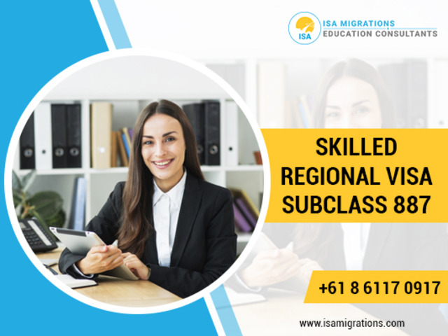 Skilled Regional Visa Subclass 887 | Immigration Agent Perth - 1